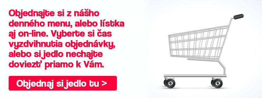 On-line objednávky